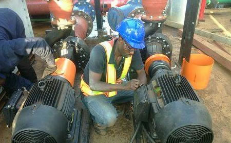 Electrical and Mechanical Maintenance Services